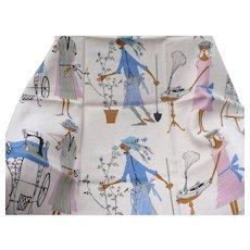 Milvia People Fabric