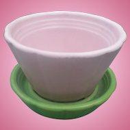 Shawnee Pink Flower Pot