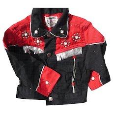 Boys Cowboy Jacket