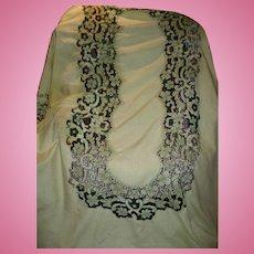 Cutwork Tablecloth Napkins