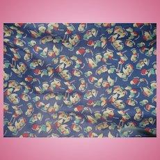 7 Dwarfs 1930's Fabric