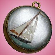 Boat  Bubble Charm