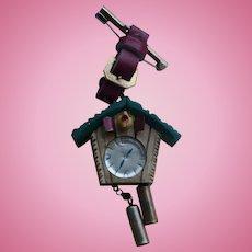 CooCoo Clock Pin