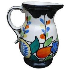 Czech Pottery Pitcher