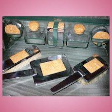 Cosmetic Traveling Case Bakelite