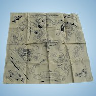 Fisherman's Handkerchief