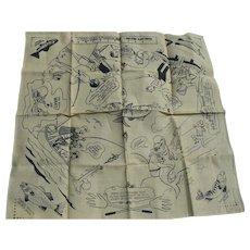 Fisherman's Handkerchief