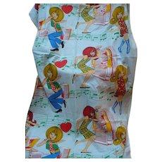 1960's Jitterbug Fabric