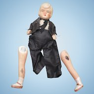 Bisque Boy Doll Japan