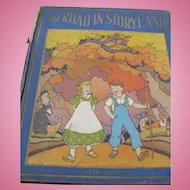 Road Storyland Children's Book