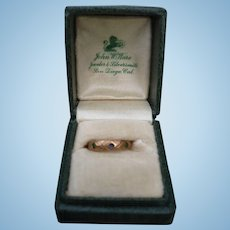 Child's Gold Ring