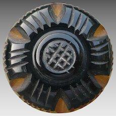 Bakelite Cast Button
