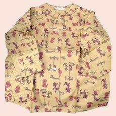 1950's  Poodle Shirt