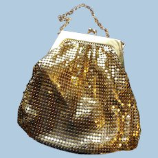 Whiting Davis Small Mesh Purse