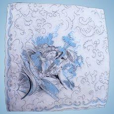 Lady Carriage Handkerchief