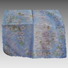 Michigan State Handkerchief