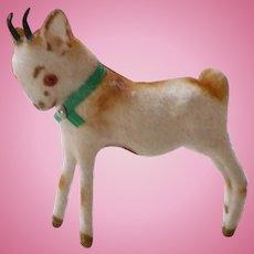 Miniature Goat Figure