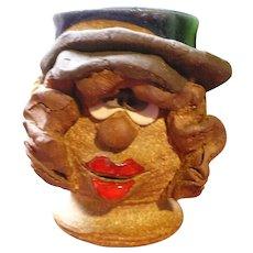 Pottery Lady Mug