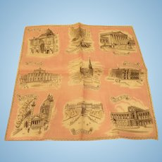 Germany Sites Handkerchief