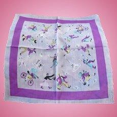 Parisian Handkerchief