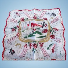 Theater Handkerchief