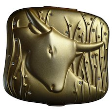 Lauder Taurus Zodiac Compact