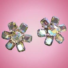 Weiss Borealis Star Earrings