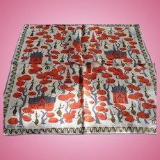 Tammis Keefe Siam Handkerchief