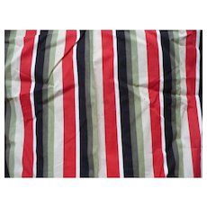 Stripe Fabric 6+ yards