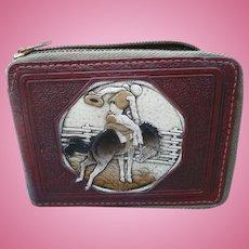 Cowboy Western Wallet