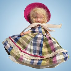 Nancy Ann Storybook doll Little Miss Donnet