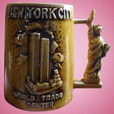 World Trade Souvenir Mug
