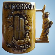 World Trade Souvenir Mug