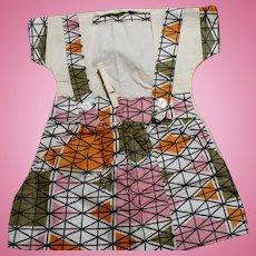 Clothes Pin Dress Holder