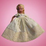 Nancy Ann Yellow Dress Doll