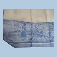 Woven Charlie Towel
