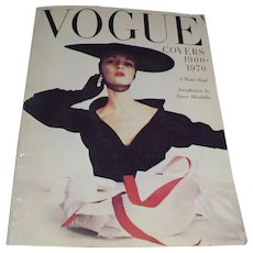 Vogue Cover Book 1900-1970