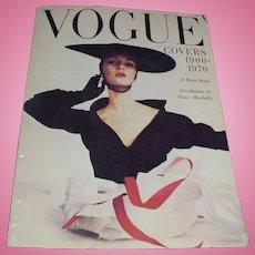 Vogue Cover Book 1900-1970