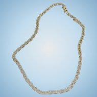 """14K Link Chain 17"""" Necklace"""