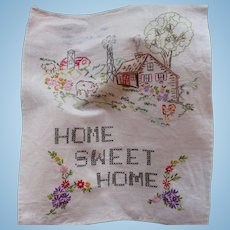 Farm Home Sweet Home Sampler
