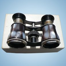 Mother Pearl Opera Glasses