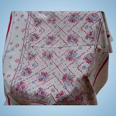 Large Print Tablecloth