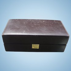 Dunhill Leather Box