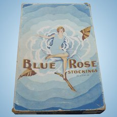 Blue Rose Hosiery Box
