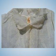 1940's Handmade Baby Dress