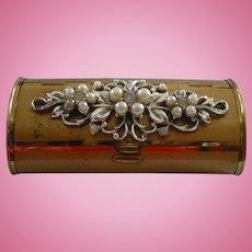 1960's Metal Cigarette Case