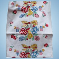 Print Cotton Toweling