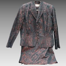 Womens Lace Suit