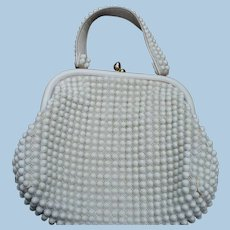 Plastic Beaded Purse