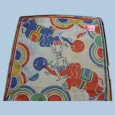 Pair Children's Handkerchiefs